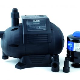 DAB Silent Booster 0.75Kw